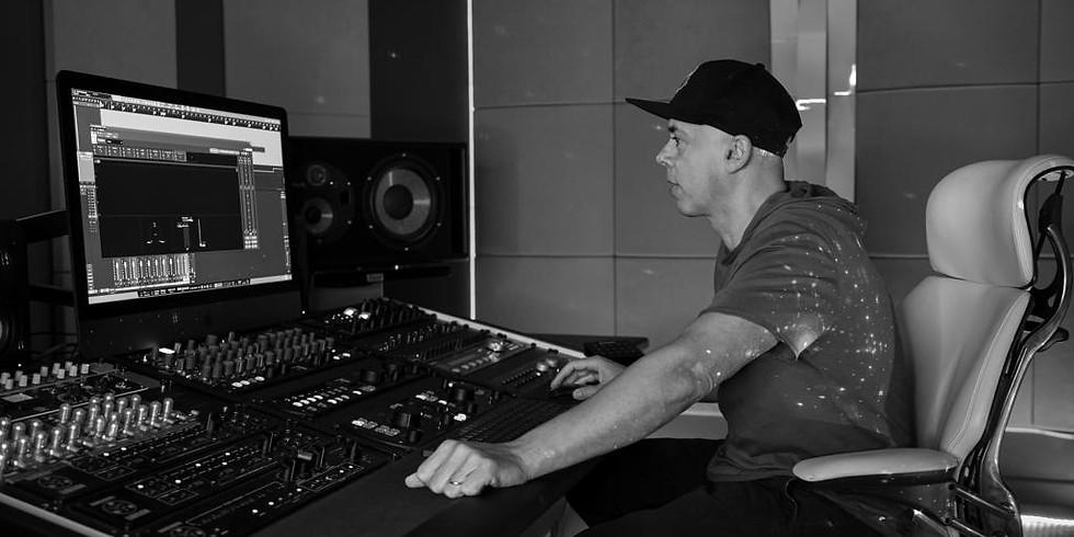 "Mixing + Mastering Master Series – Ep 5b ""Vocal Processing 1-2"""