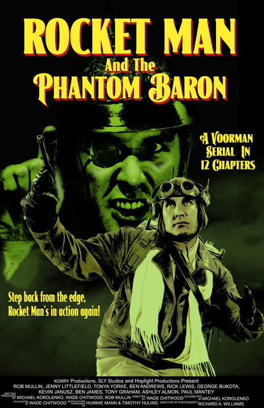 Rocket Man and the Phantom Baron
