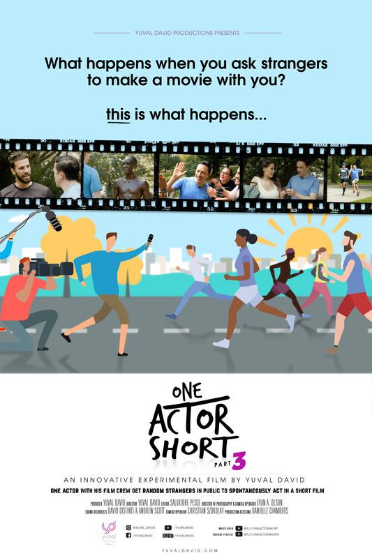 One Actor Short - 3