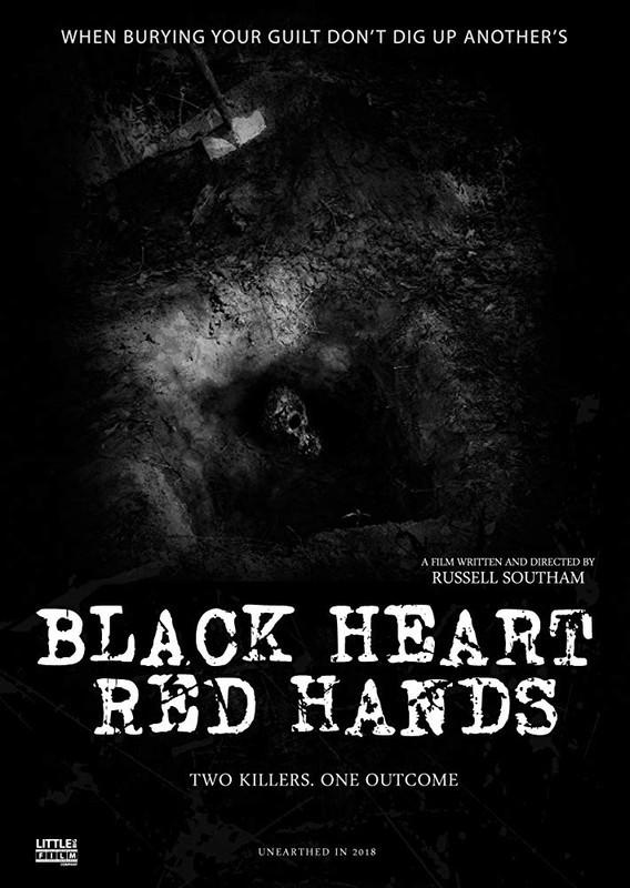 Black Heart Red Hands