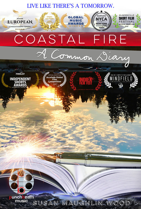 Coastal Fire - A Common Diary