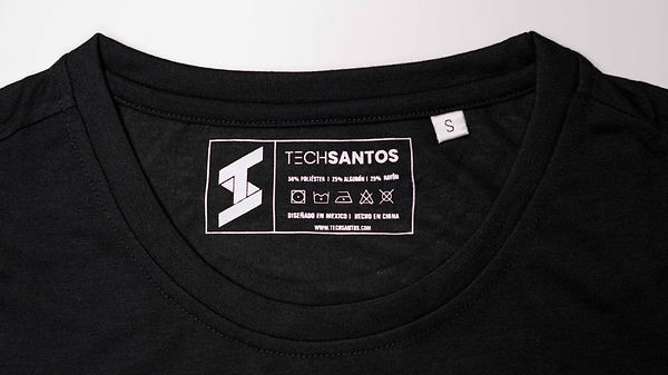 playera tech santos
