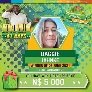06 06 2021 Daggie Jahnke Green Tag Winner Announcement-01.jpg