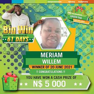 Green Tag 20 06 2021 MERIAM WILLEM 5000-