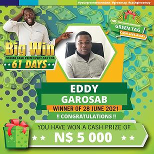 23 - 29 June 2021 Green Tag Winners Announcement Blocks 5000_Eddy Garosab 28 June 2021.jpg