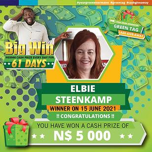 15 06 20 2021 Elbie Steenkamp Green Tag Winner Announcement-01.jpg
