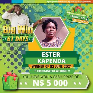 03 06 2021 Ester Green Tag Winner Announcement 5000-01-01.jpg