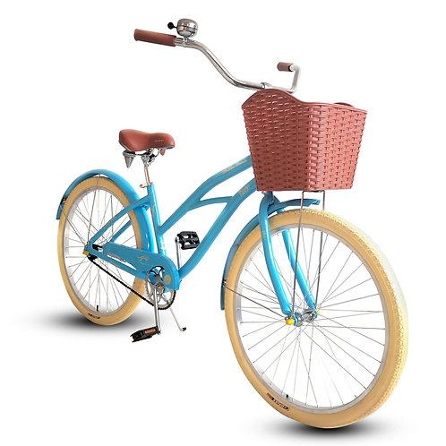 Bicicleta Turbo Malibu AQUA