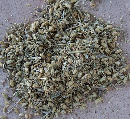 Duizendblad (kruid) gesneden