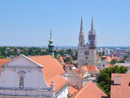 A Day in Zagreb, Croatia