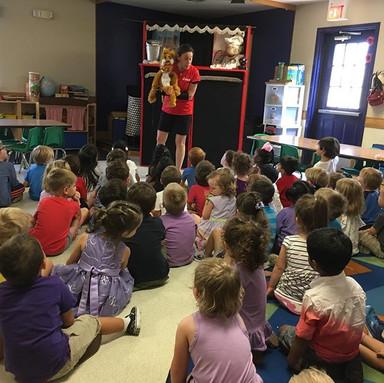 #preschool #puppetinsummet #atxkids #sma