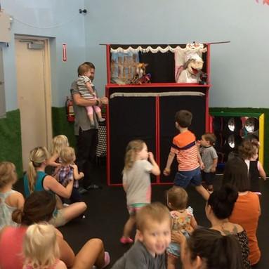 Littleland Play Gym! #smallwonderspuppet