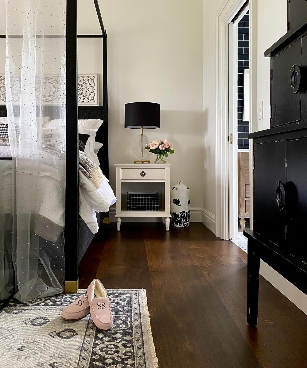 Beautiful guest suite by SSDesignHub at RockHavenFarm.com