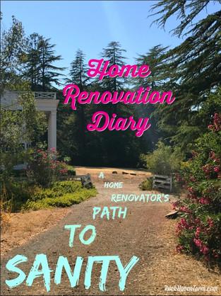 A HOME RENOVATION DIARY