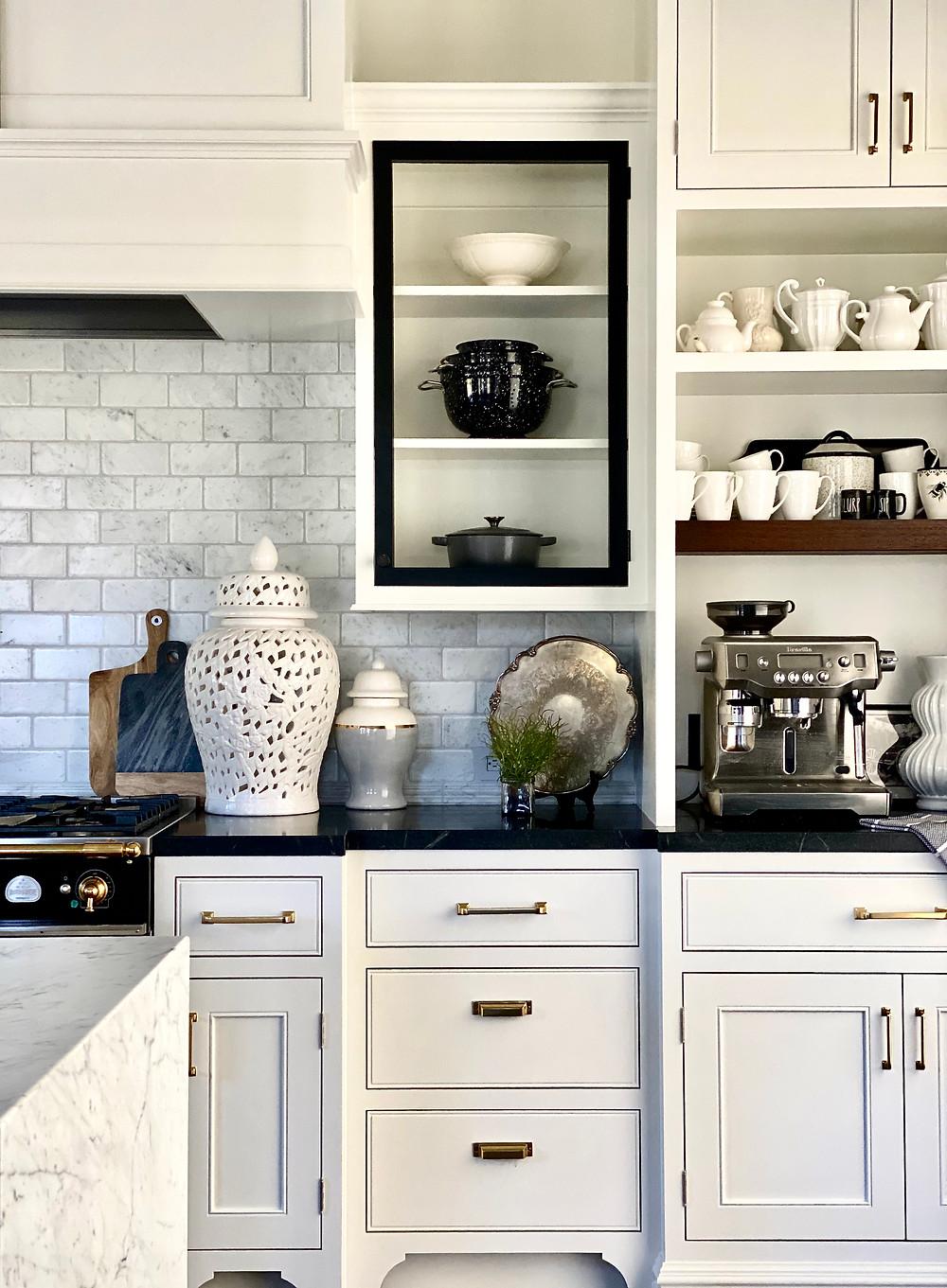 Beautiful kitchen reveal, SSDesignHub at RockHavenFarm.com.