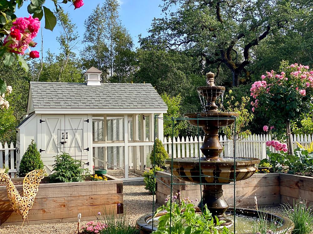 Chicken coops, best chicken coops, backyard chicken coop, Vegetable garden design and Rock Haven Farm.