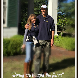 """""""Honey We Bought The Farm - AND The Dung!"""""""