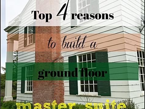 Master Suite Design & Renovation Progress on the Farm