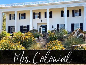 Mrs. Colonial at RockHavenFarm.com