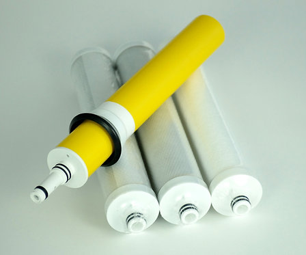 Hydrotech, Aqua Flo, Pura, Reverse Osmosis Replacement Filters - Set Of 4