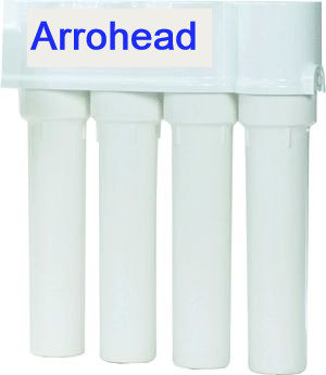 Arrowhead Puritap RO SET OF 4 REPLACEMENT FILTERS