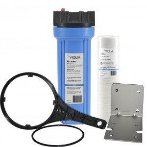 "VIQUA 10"" Standard Filter Housing Kit w/ Bracket, Wrench, Filter"