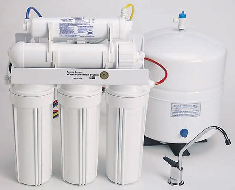 Aquasky ROT 4 - 5 Stage Reverse Osmosis Water System