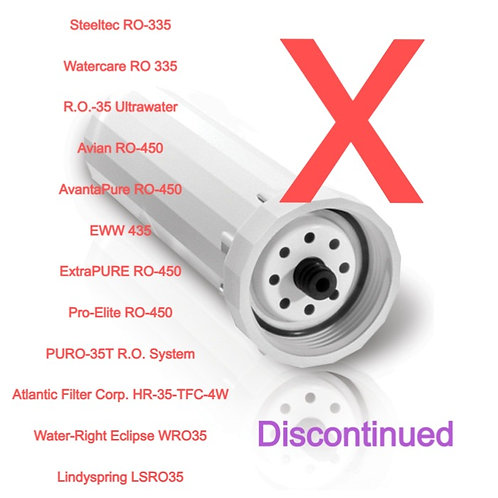 """Housing Sump 12"""" Set Of 3 - Update Discontinued Systems"""