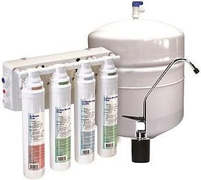 AquaFlo QCRO 4 Stage RO System (QCRO4V-5
