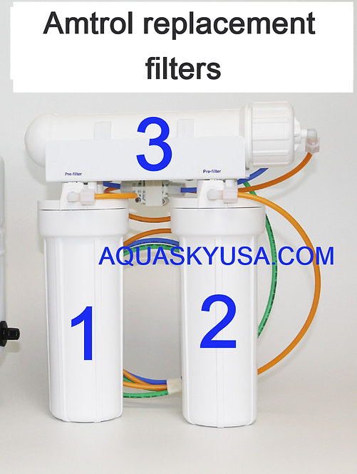 Copy Of Amtrol Reverse Osmosis Replacement Filters Cartridges 75-GPD Membrane 3