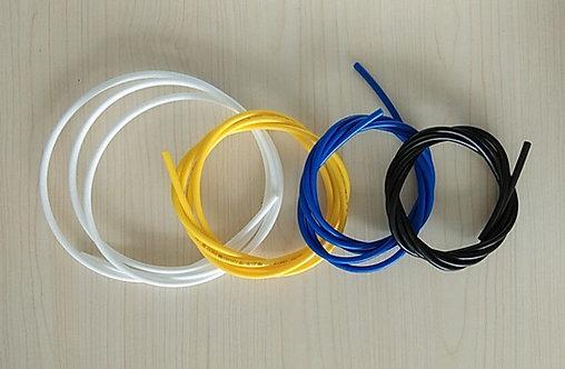 "1/4"" aquasky reverse osmosis water filter system pipe food grade hose set of 4"