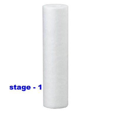 5 Stage reverse osmosis replacement filters