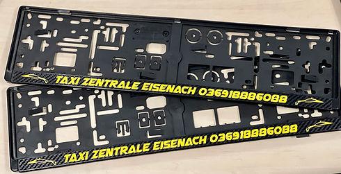 Taxi & Mietwagen Zentrale in Eisenach