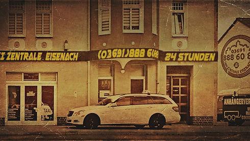 Taxi und Mietwagen Zentrale Eisenach