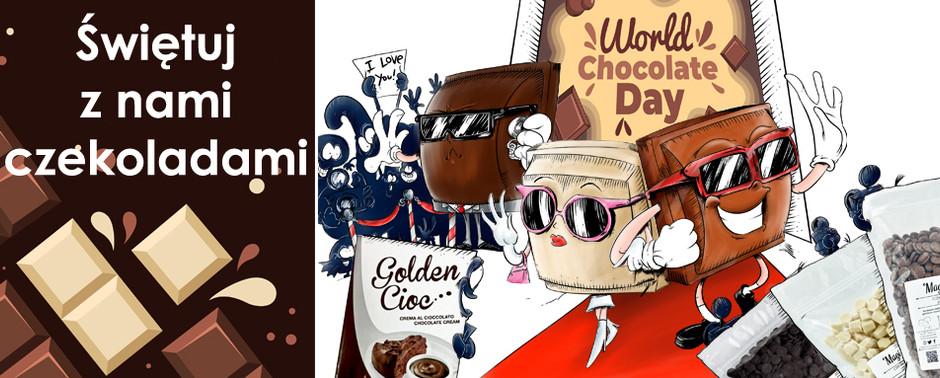 Gorzka, mleczna, deserowa - czekoladowe ciekawostki