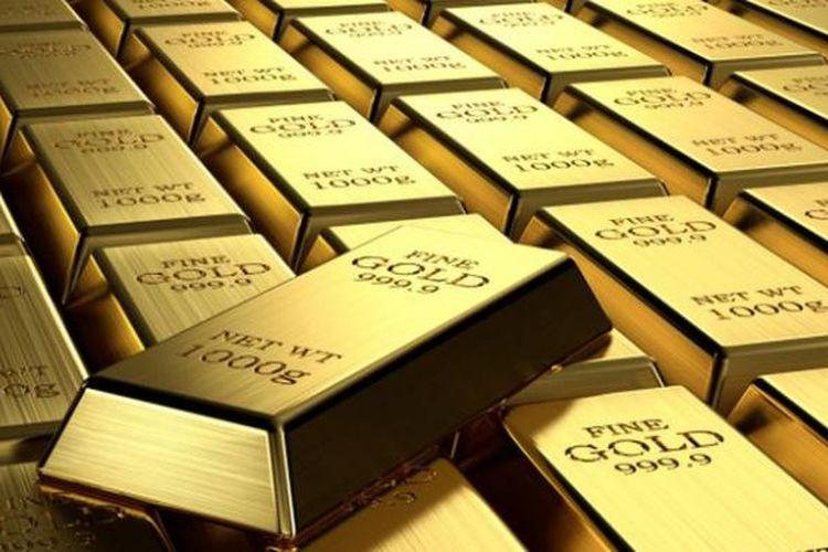 sistem perdagangan emas