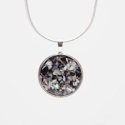 Peru - Paracas / Silver pendant