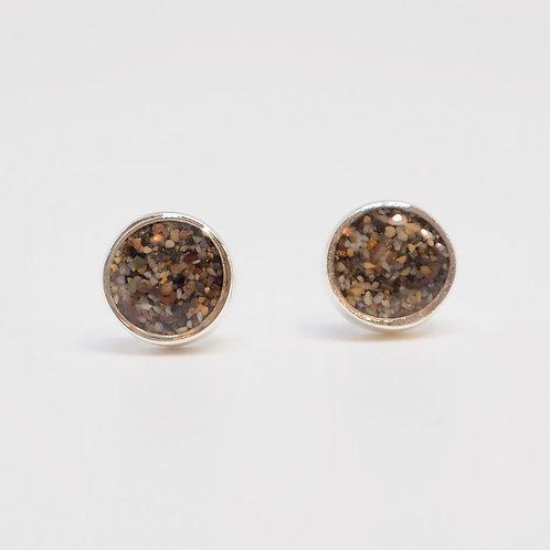 Greece - Rhodes / Silver earrings
