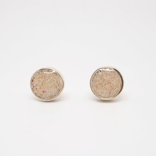 Mexico - Tulum / Silver earrings