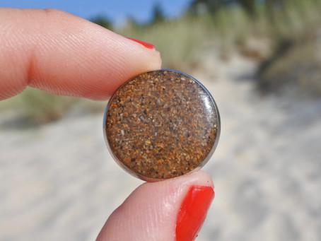 Písky z Austrálie