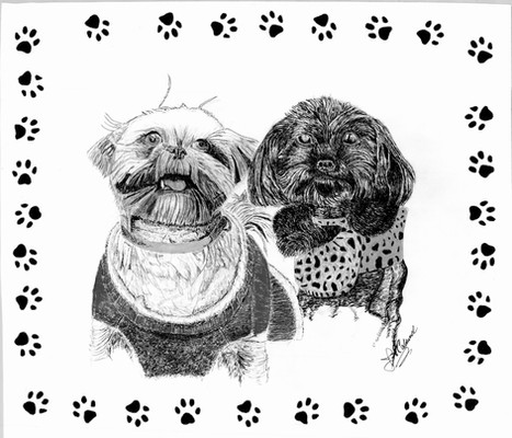Coco Puff & Muffy - B&W.jpg