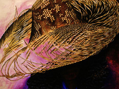 Straw Hat - colored ink and pen.JPG