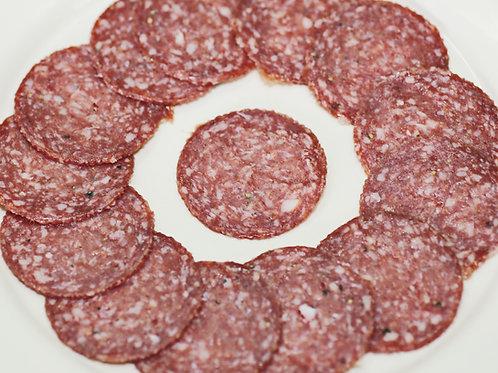 Salami sliced 400g