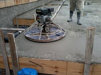 Pisos de cimento