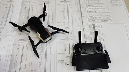 Administração de Obras com Drones