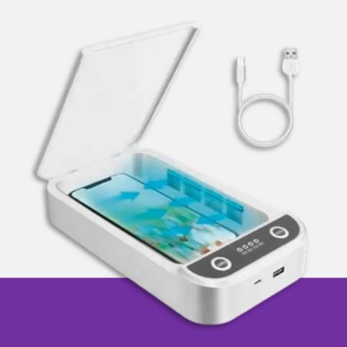 Caja UV Sanitizante