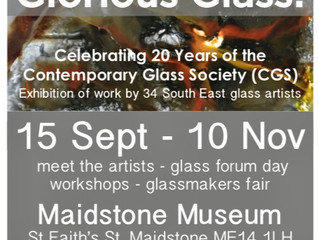 Meet The Artists Day - Sunday 16th September 2018, 1.00 - 3.30 pm, Maidstone Museum.