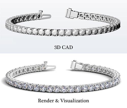 Customer order / CAD design & Render