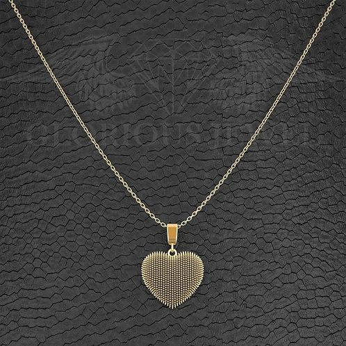 Heart pendant, Lovers pendant, Valentine, Love pendant for couples