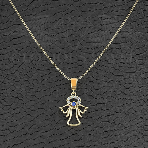 Fairy Angel pendant, Fairy necklace, Angel pendant, Angel Fairy necklace